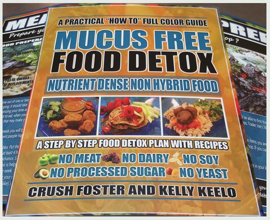 MUCUS FREE FOOD DETOX DOWNLOAD