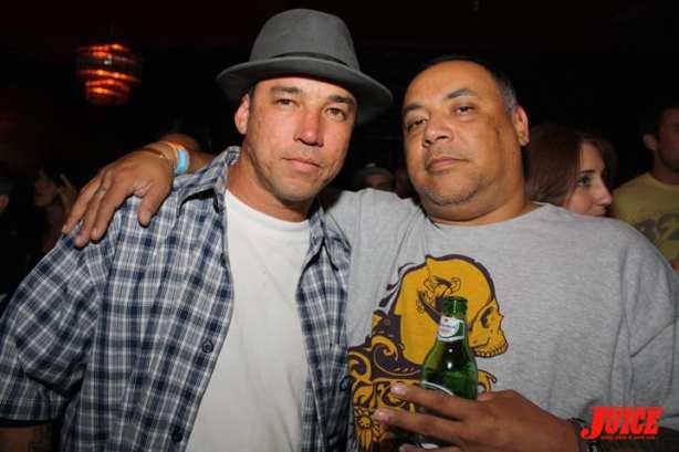 Aaron Murray and Steve Mayorga