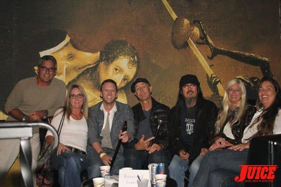 Laura Thornhill, Craig Stecyk, Jeff Ho and Terri Craft