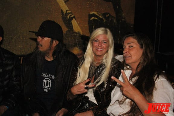 Jeff Ho, Terri Craft and Susanne Melanie Berry