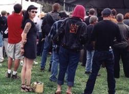 The Crowd - Photo: Jeff Ho