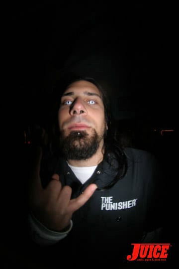 Security for Marilyn Manson