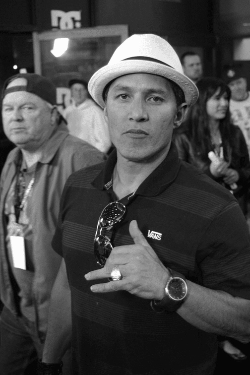 Christian Hosoi. Photo: Lance Lemond