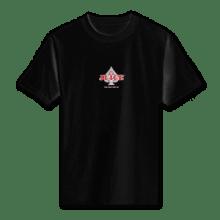 Juice Ace of Spades Mini Logo Black Short Sleeve Tshirt