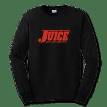 Juice Pools Pipes and Punk Rock Black Long Sleeve TShirt