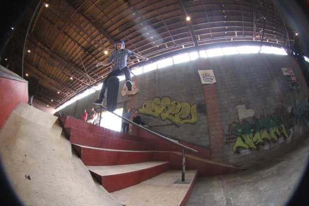 360 Flip Photo: Dan Levy