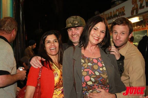 Rita Nadhazy and Crew PHOTO © DAN LEVY