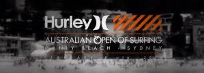 Hurley Australian Open of Surfing