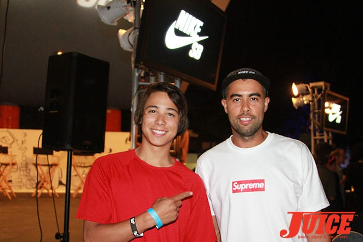 SEAN MALTO AND ERIC KOSTON. WEST L.A. COURTHOUSE. PHOTO BY DAN LEVY