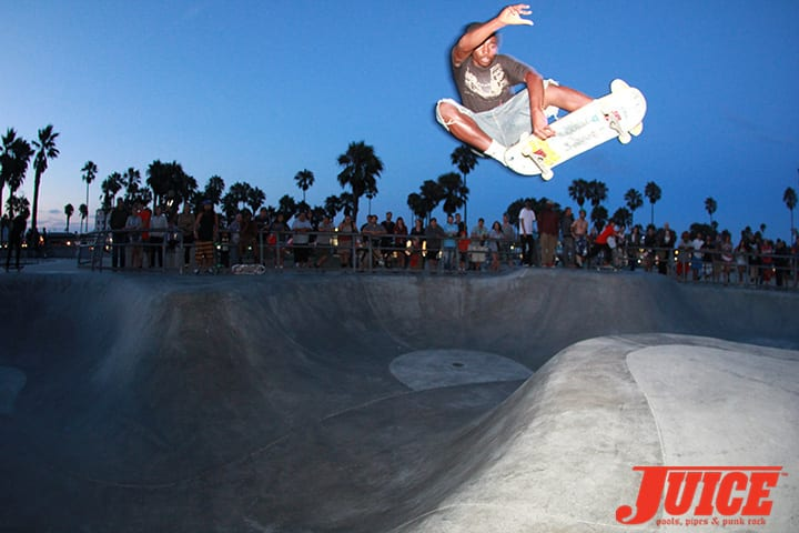 ROYALE. SHOGO KUBO MEMORIAL SKATE SESSION VENICE. PHOTO BY DAN LEVY