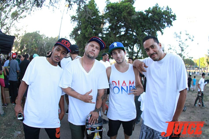 Diamond Skatepark Opening 2014. Photo by Dan Levy.