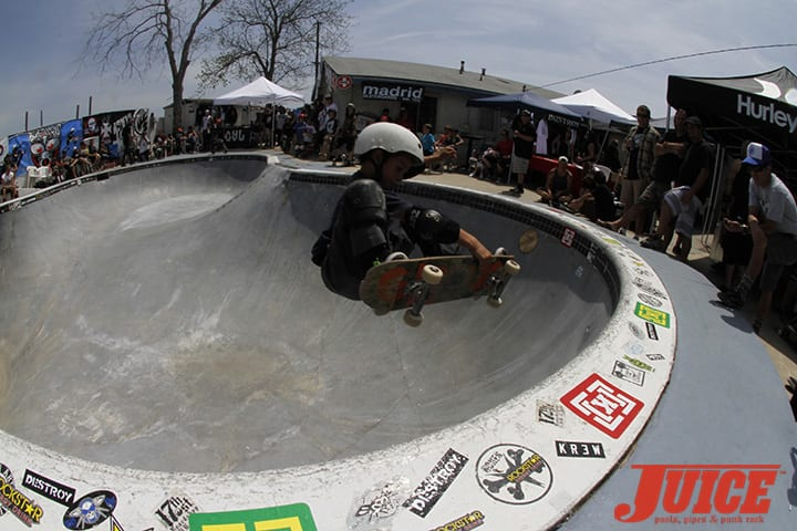 Myles Strampello. Basic Bowl 2014. Photo: Dan Levy