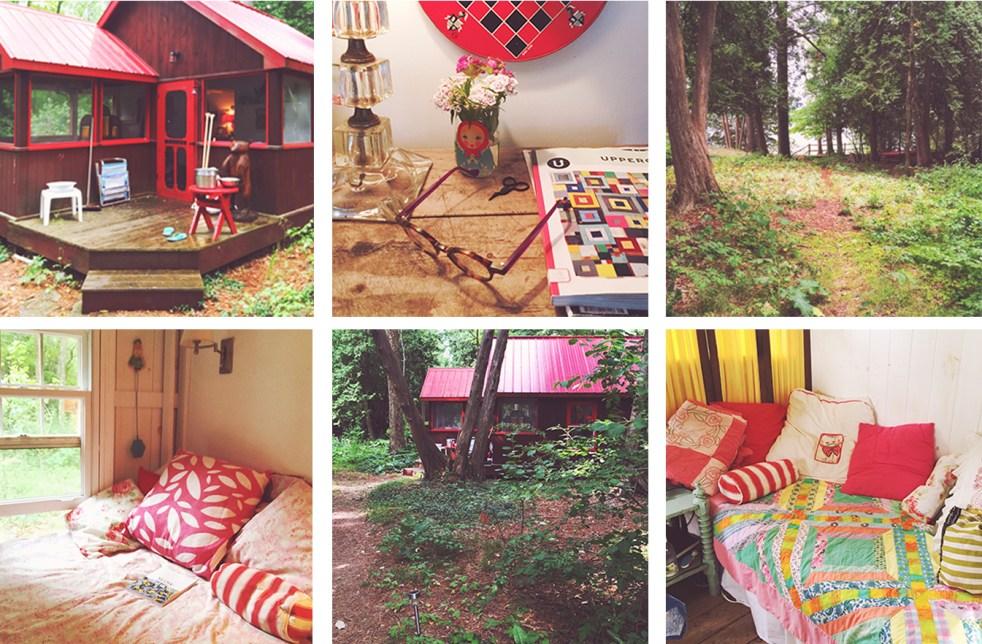 Cottage Life at jujuvail.com