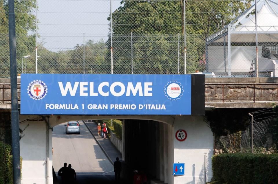 Italian GP Formula 1