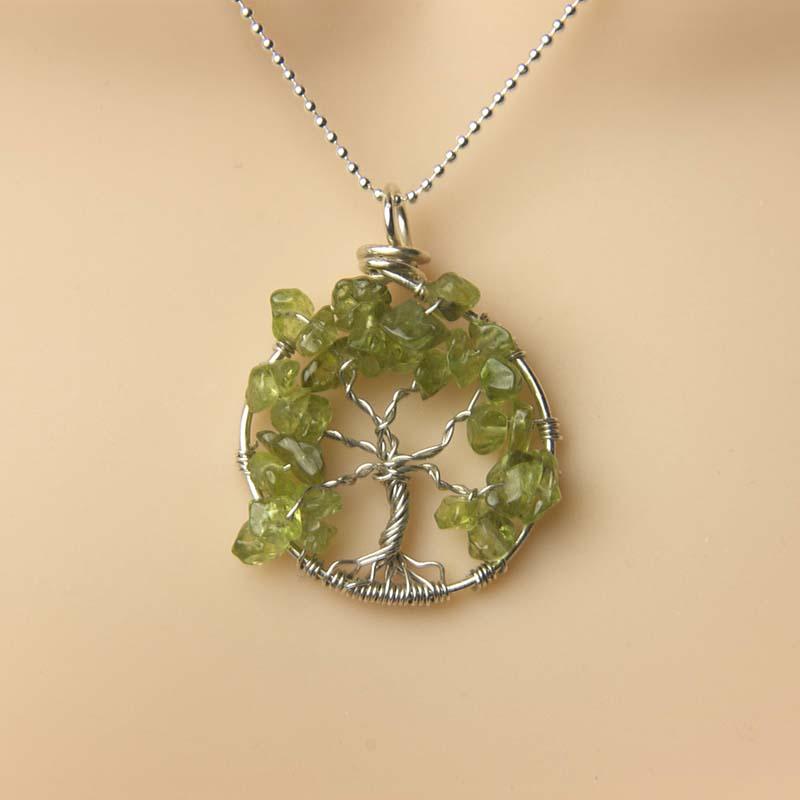 Tree of Life - peridot
