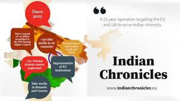 Indian Chronicles: deep dive into a 15-year operation targeting the EU and  UN to serve Indian interests   EU DisinfoLab