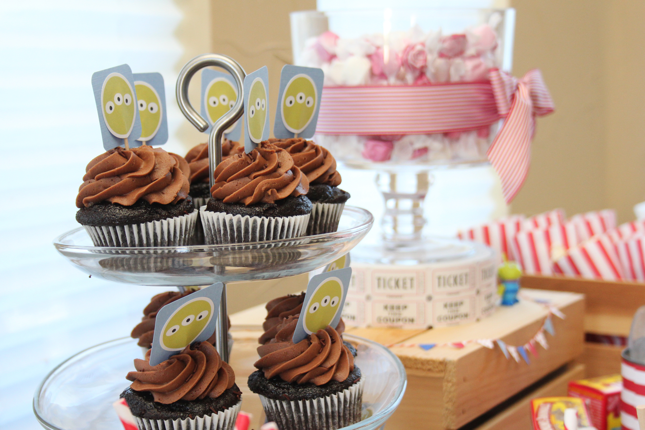 Toy Story Mania Birthday Party