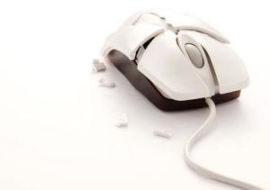 Your mouse has never been so fingerbanged.