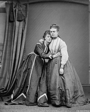 Fanny and Stella, (Frederick Park and Ernest Boulton)