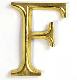 Letter-F-