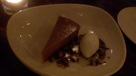 brown sugar tart