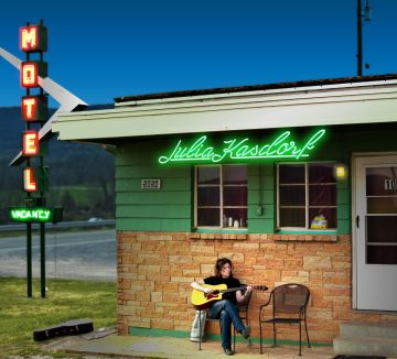 """Front cover of """"Motel"""""""