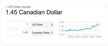 More bang for your buck, eh?