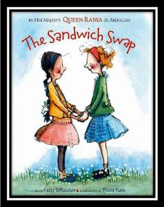 Sandwich Swap Cover