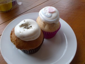 Kelly's Bake Shoppe cupcakes