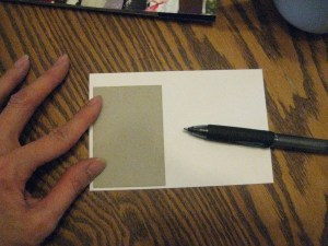 measure the background paper