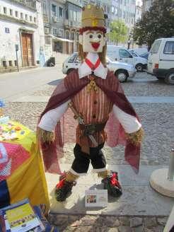 King scarecrow