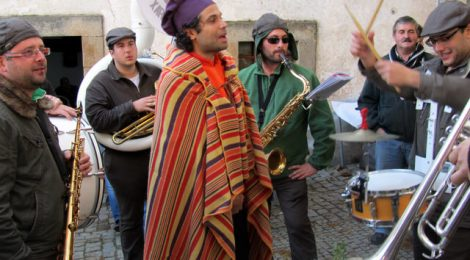 J is for Jazz in Portugal