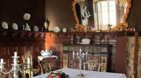 dining room, Casa de Sezim Hotel, Guimarães, Portugal