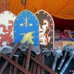 Reviving the past at the bidos medieval fair