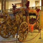 Gaudy or Gorgeous? You decide at Portugal's National Coach Museum