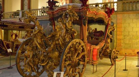 Gaudy or Gorgeous? You decide at Portugal&#039;s National Coach Museum