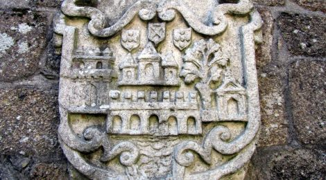 Stone coat of arms, Barcelos