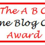 ABC Awesome Blog Content Award