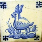 Photo Essay: Unique animals featured on Portuguese tiles