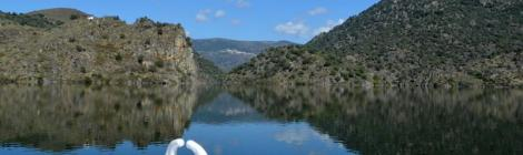 River cruise, Douro International Natural Park, Portugal