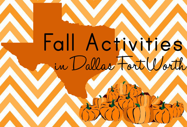fall activities in dallas fort worth