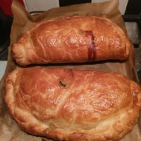Turkey Curry Pasties