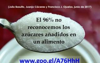 azúcares añadidos