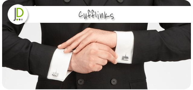 Cufflinks – an accessory of polished professional