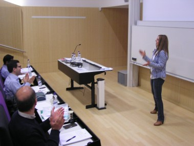 Toastmasters at Business School of Amsterdam