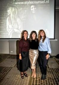 Julita Davies, Patty Zomer & Mylene Kroon