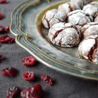 [Sweet Saturday] Kleine Oh my Gods, oder auch: Cranberry-Schoko-Kekse