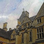 Gothic Revival Mansion