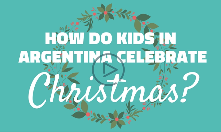 How Do Kids In Argentina Celebrate Christmas?