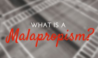 what is a malapropism
